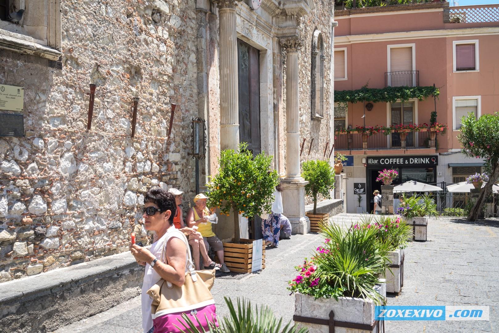Foto mare sicilia taormina 29