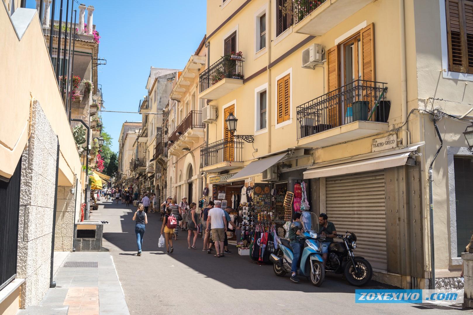 Foto mare sicilia taormina 46