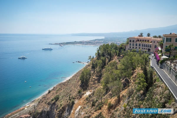 Taormina, Italy | photoreport